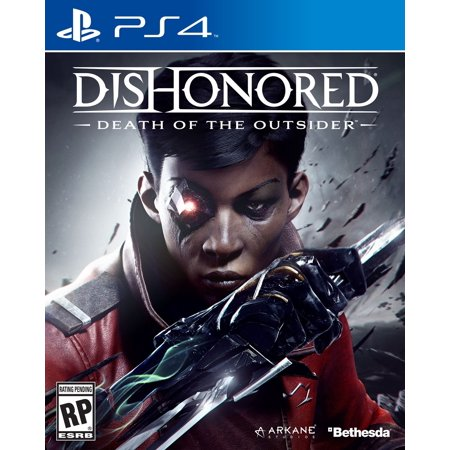 Dishonored: The Death of the Outsider, Bethesda, PlayStation 4, (Dishonored 2 Death Of The Outsider Dlc)