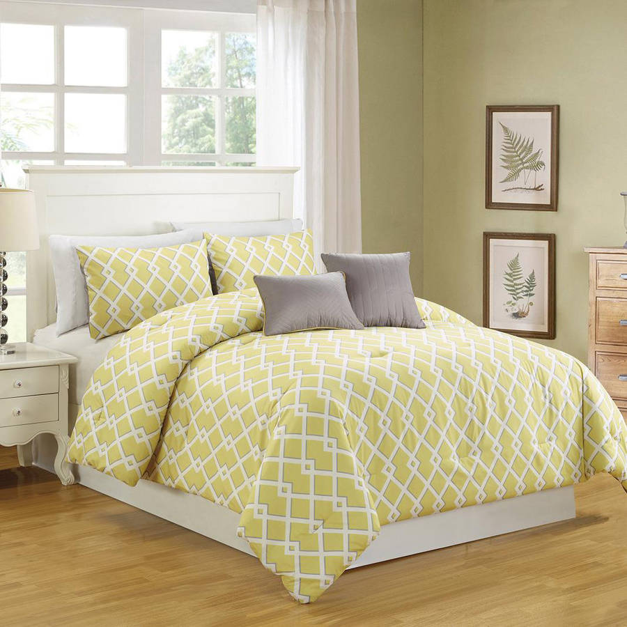 Apartment AH Cooper Station 5-Piece Comforter Set
