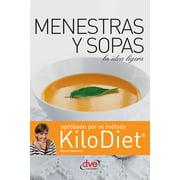 Sopas y menestras (Kilodiet) - eBook