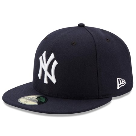 New York Yankees New Era Game Authentic Collection On-Field 59FIFTY Fitted Hat - Navy Authentic Fitted Hat Game