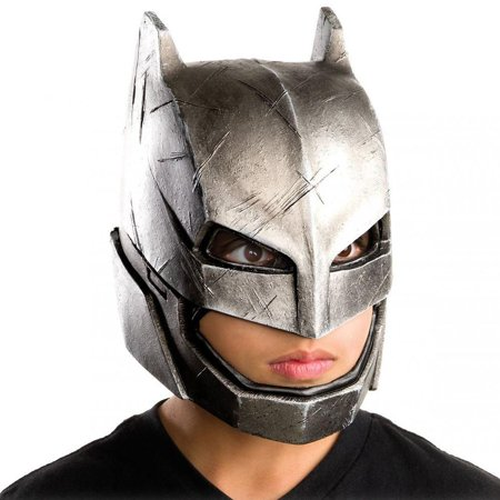 BATMAN VS SUPERMAN Armored Boys Child Kids Costume Mask