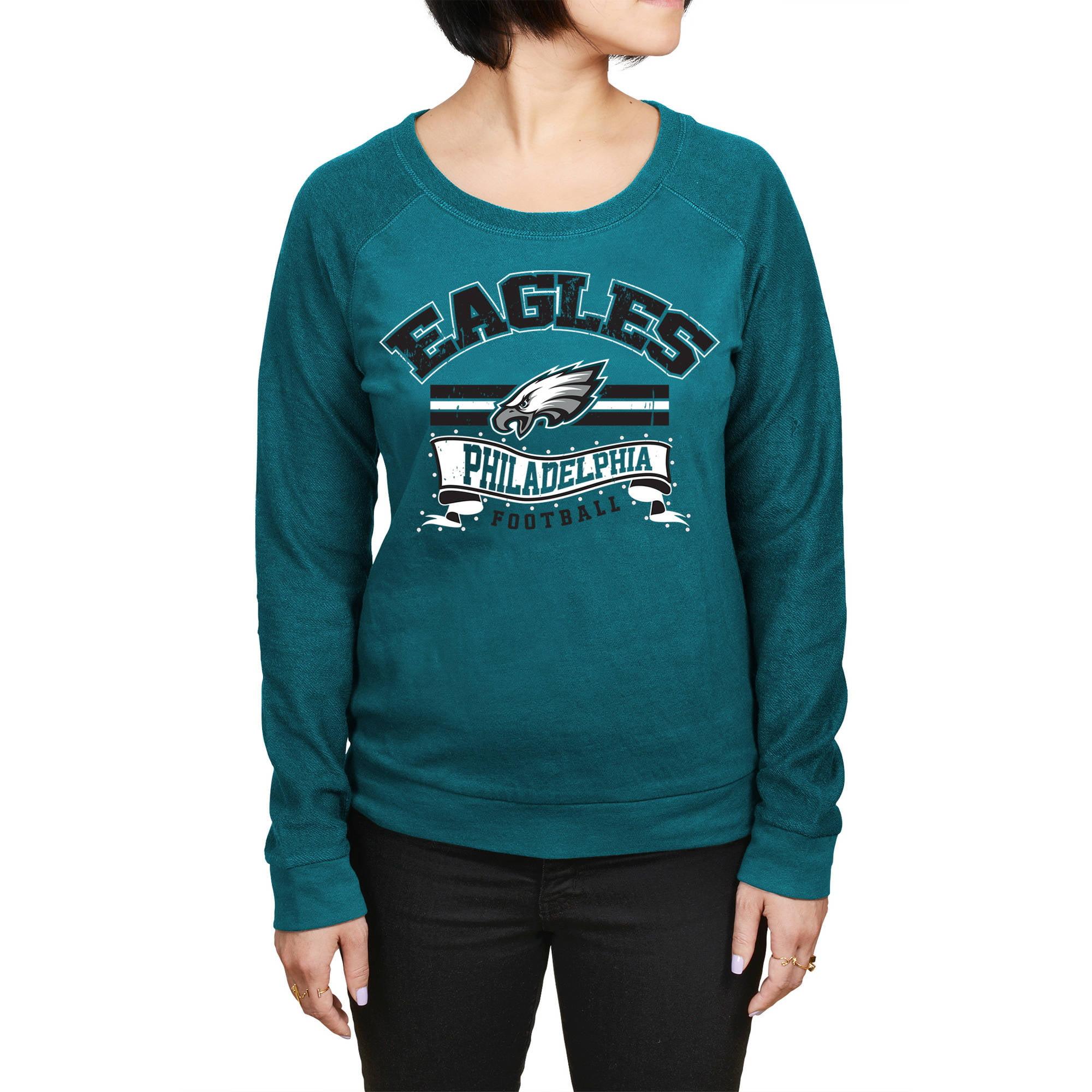 NFL Philadelphia Eagles Juniors Fleece Top