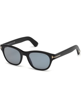 1d5a38471d1 Product Image TOM FORD FT 0530 Sunglasses 01V Shiny Black   Blue