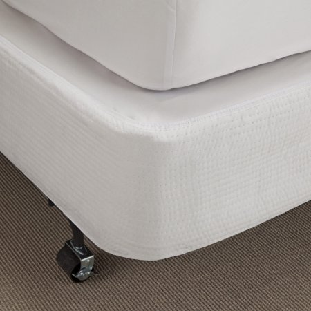 WestPoint Home KiltronX Live Free Bedbug Barrier Systems Box Spring Protector Wrap