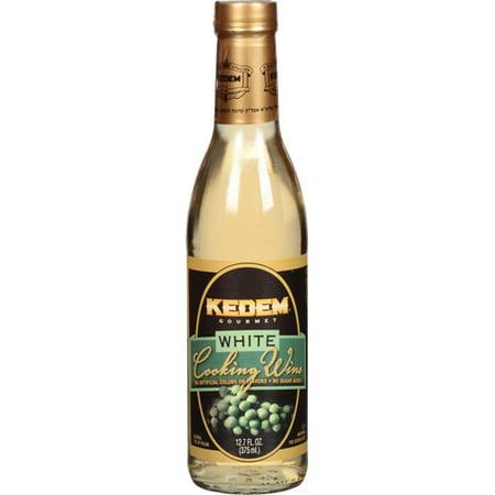 Kedem White Cooking Wine, 12 fl oz, (Pack of 12)