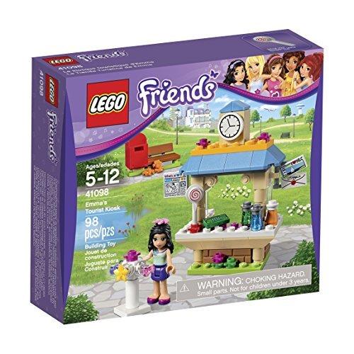 LEGO Friends 41098 Emma's Tourist Kiosk Building Kit