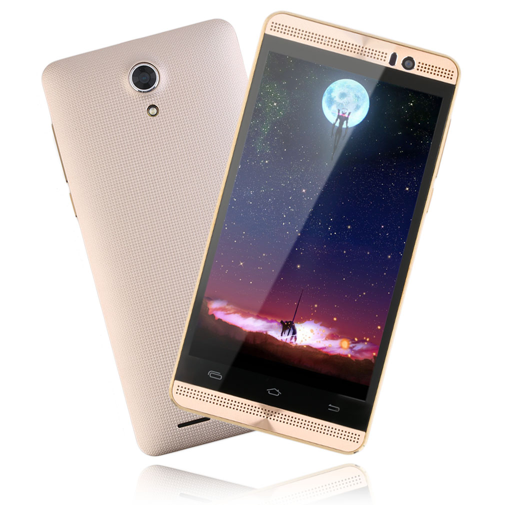 5.0 inch 3G Smartphone For Android 5.1.1 Quad Core Dual SIM Card Dual Standby