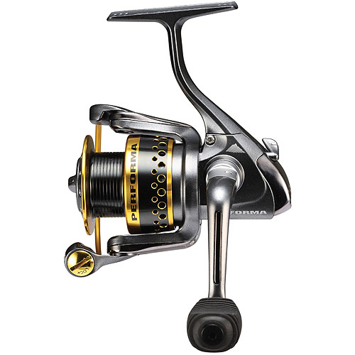 Pinnacle Performa XT Spinning Reel, 100-Yard/8-Pound Multi-Colored