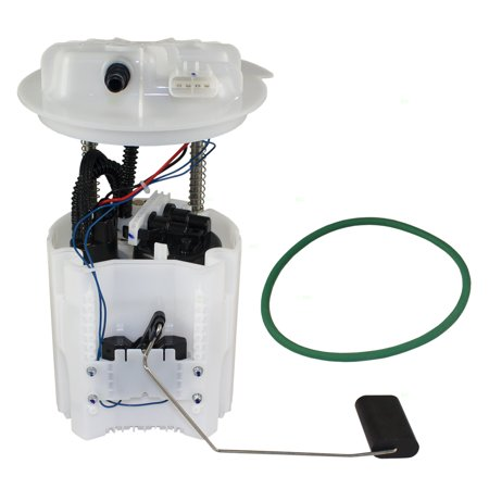 BROCK Gas Fuel Pump Module Assembly Replacement for 08-10 Chrysler Town & Country Dodge Grand Caravan 09-13 VW Routan 68030927AA (Country Fuel Pump Assembly)