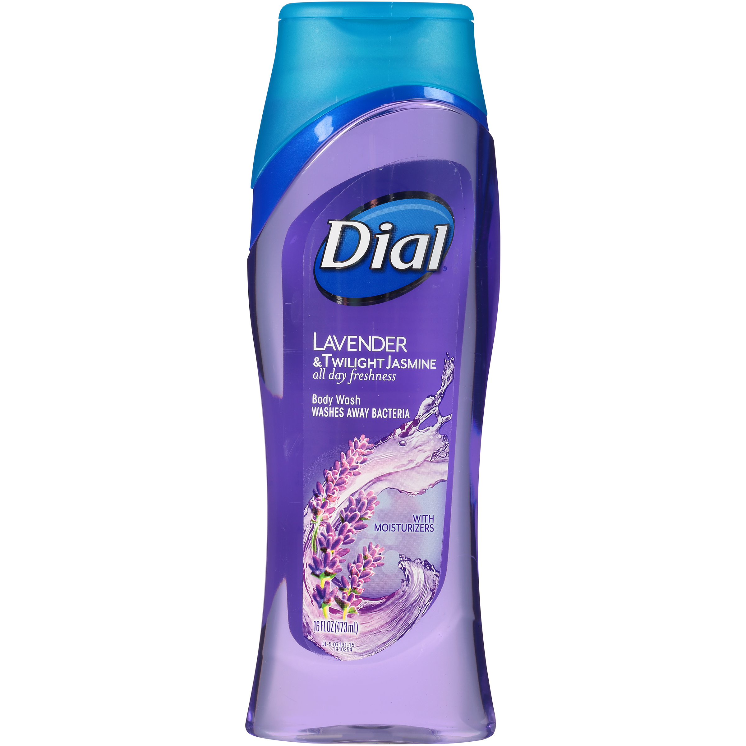Dial Body Wash, Lavender & Twilight Jasmine, 16 Ounce