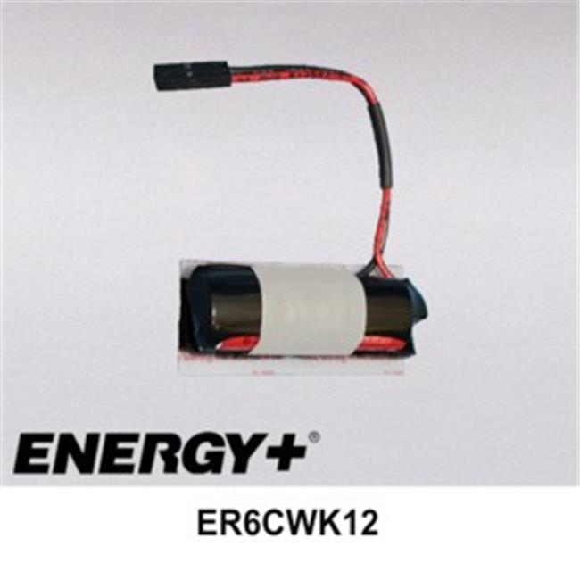 FedCo Batteries Compatible with  ENERGY ER6CWK12 Rtc Battery For Everex Tempo