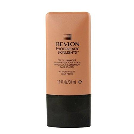 revlon photo ready skinlights face illuminator - peach (Revlon Photoready Skinlights Face Illuminator Peach Light)