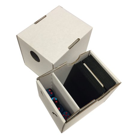 Max Pro Deck Lock Box / Card Holder for MTG Pokemon YuGiOh Force of Will NEW - Pokemon Cosplay For Sale
