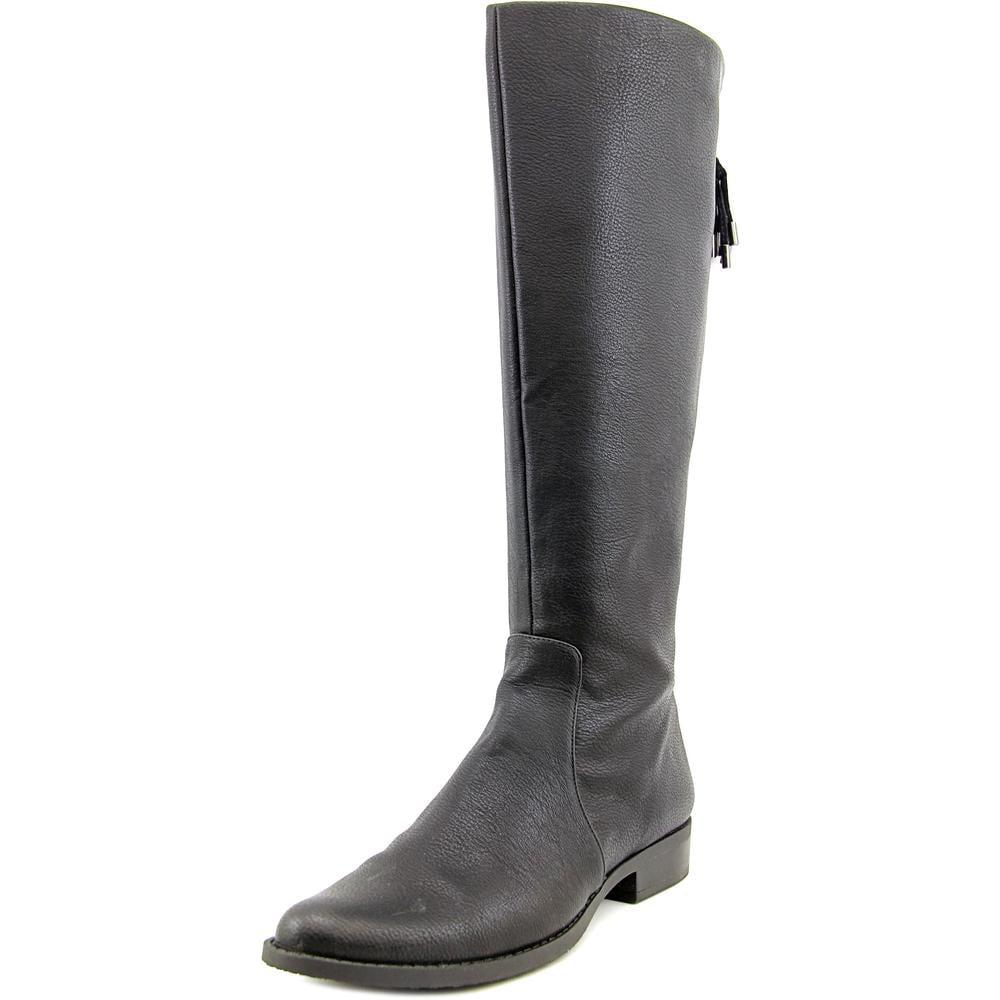 Calvin Klein Womens Taylie Wide Calf Closed Toe Knee High...