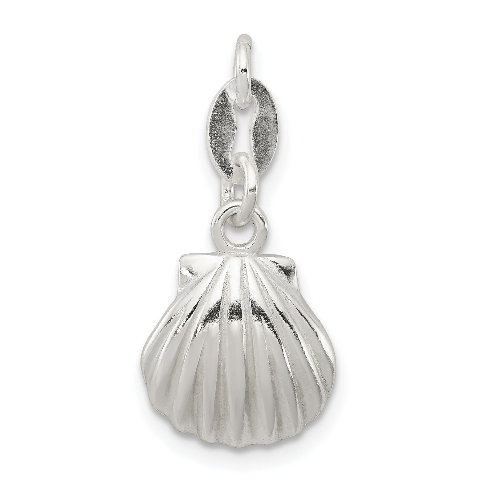 Qty  sc 1 st  Walmart Canada & 925 Sterling Silver Sea Shell Mermaid Nautical Jewelry Pendant ...