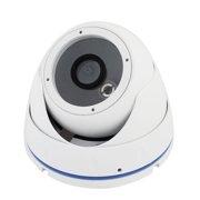 Unique Bargains Ceiling Mount Security CCTV Camera Dome Enclosure Housing Case 9.2cm