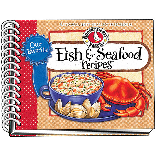 Our Favorite Fish and Seafood Recipes Book