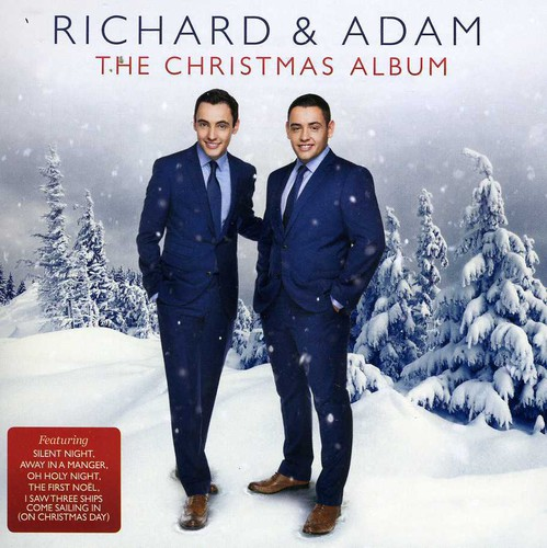 Richard & Adam - Christmas Album [CD]
