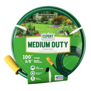 "Best Garden Hose 100 Fts - Expert Gardener Medium Duty 5/8"" x 100' Garden Review"