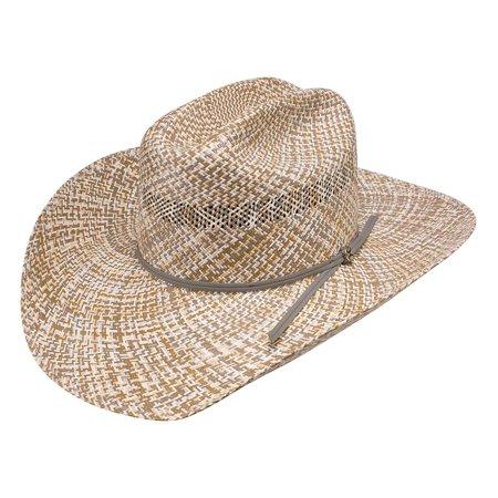 - Resistol Hooey Paxton Cowboy Hat Size 7 1/4