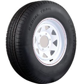 Carlisle USA Trail Bias Trailer Tire - ST175/80D13 LRC/6ply Carlisle Usa Trailer Tires