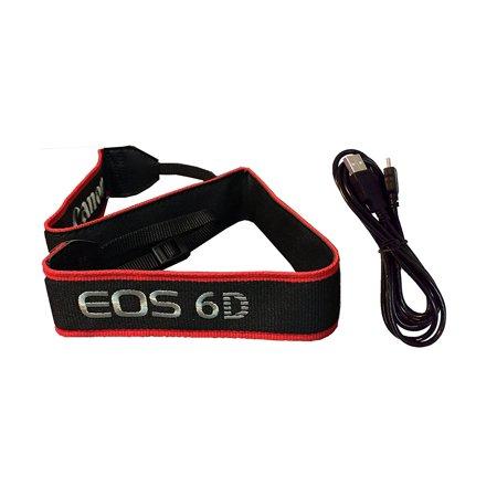 Canon Wide PRO Neck Strap EW-EOS 6D for Canon EOS 6D Digital SLR