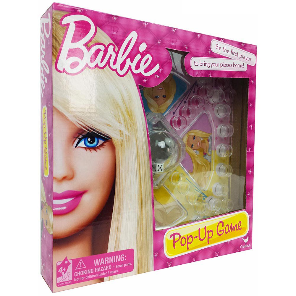Barbie Pop Up Game