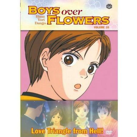 Boys Over Flowers - Love Triangle (Vol. - Boys Over Flowers Usa