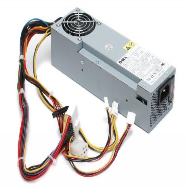 Genuine Dell 160W Power Supply PSU For OptiPlex GX280 Small Form Factor (SFF) and Dimension 4700C Systems Part Numbers: R5953, U5427