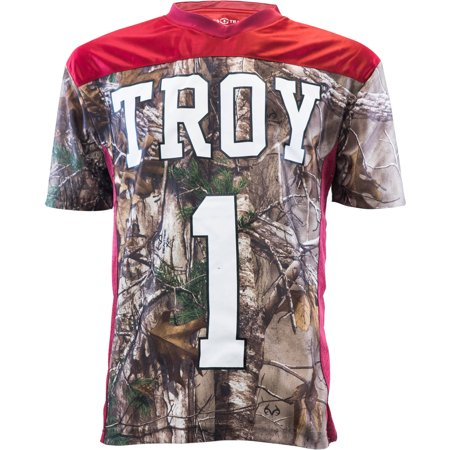 NCAA Troy Men's Realtree Game Day Jersey