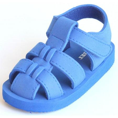 396759d1a076 L Amour - L Amour Angel Adjustable EVA Foam Beach Fisherman Child Sandals  Boy Girl (9