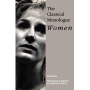 The Classical Monologue (W) - eBook