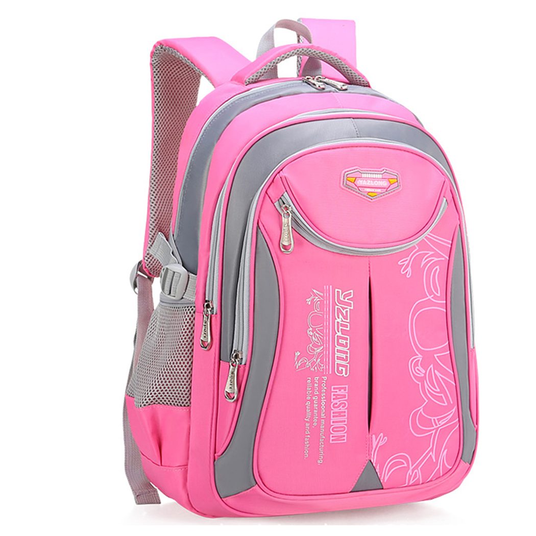 School Backpack, Coofit Multi-purpose Adjustable Straps Casual Daypack Travel Bookbag for Students Boys Girls Kids