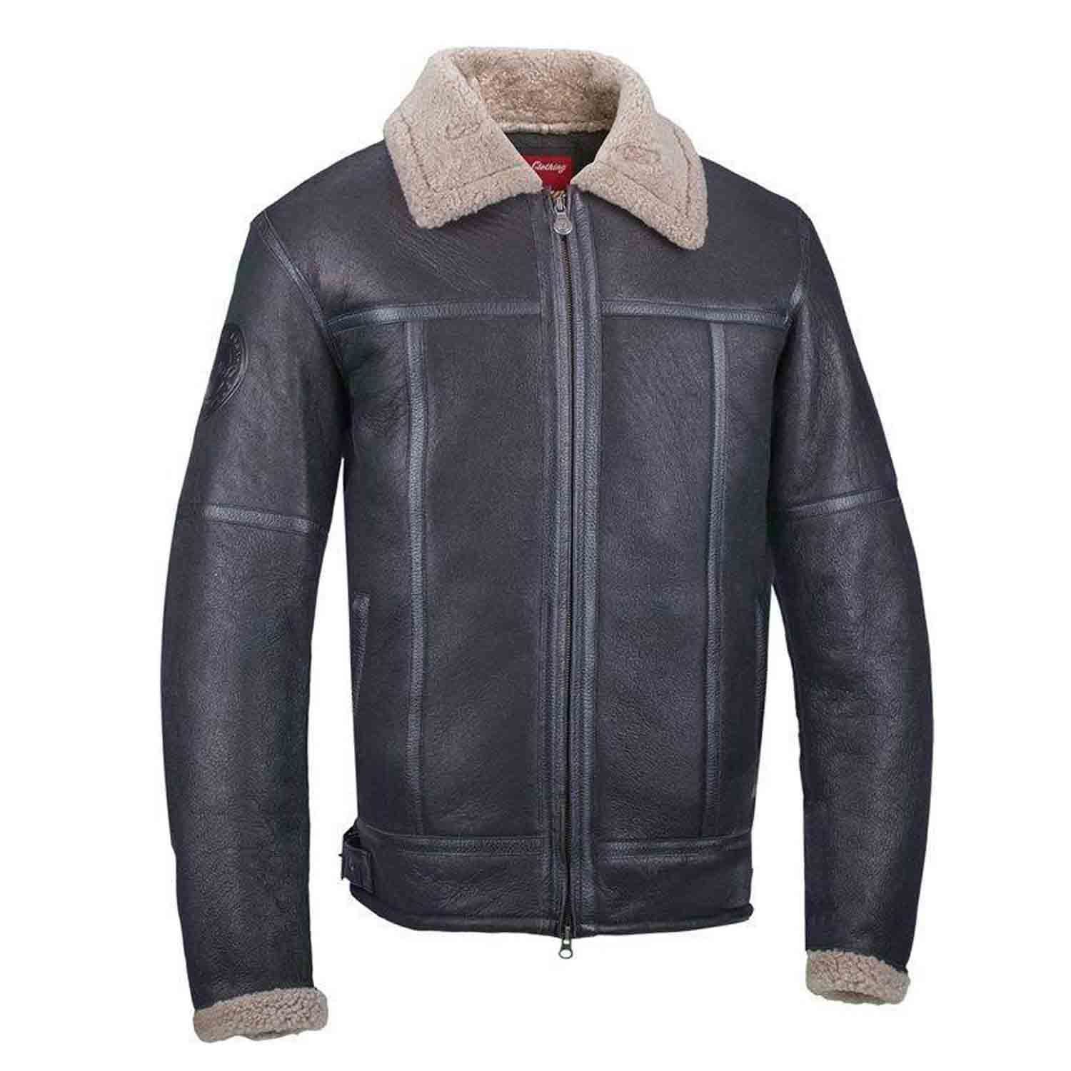 Indian Motorcycle New Oem Men S Leather Shearling Riding Jacket Small 28638260 Walmart Com Walmart Com
