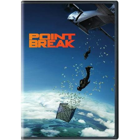 Point Break (DVD)](Halloween Breaks Wales)