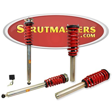 - Strutmasters 4 Wheel Suspension Conversion Kit with Warning Light Elimination Module for a 2000-2006 Mercedes S Class