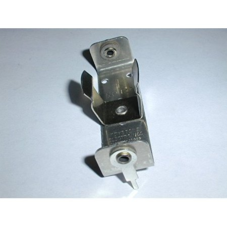 AA Battery Holder Single Cell Keystone 139 modified with post terminals - (Keystone Electronics Battery Holder)