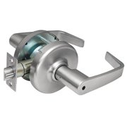 CORBIN CL3820 NZD 626 Lever Lockset,Mechanical,Privacy,Grade 2