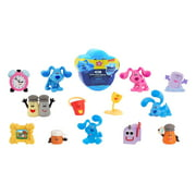 Blue's Clues & You! Collectible Figures, Single Figure Blind Capsule, Each Sold Separately, Figures Blind, Ages 3 Up, by Just Play