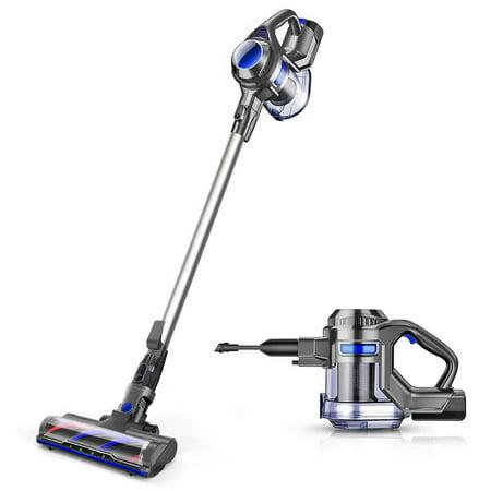 MOOSOO Cordless Vacuum 4-in-1 Lightweight Stick Vacuum Cleaner Now $109