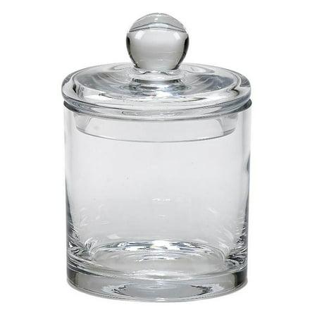Simon Pearce Glassware (CGI Simon Biscuit Barrel,)