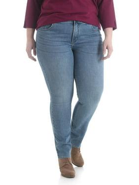736a16ef1f9 Product Image Lee Riders Women s Plus Midrise Slim Straight Jean