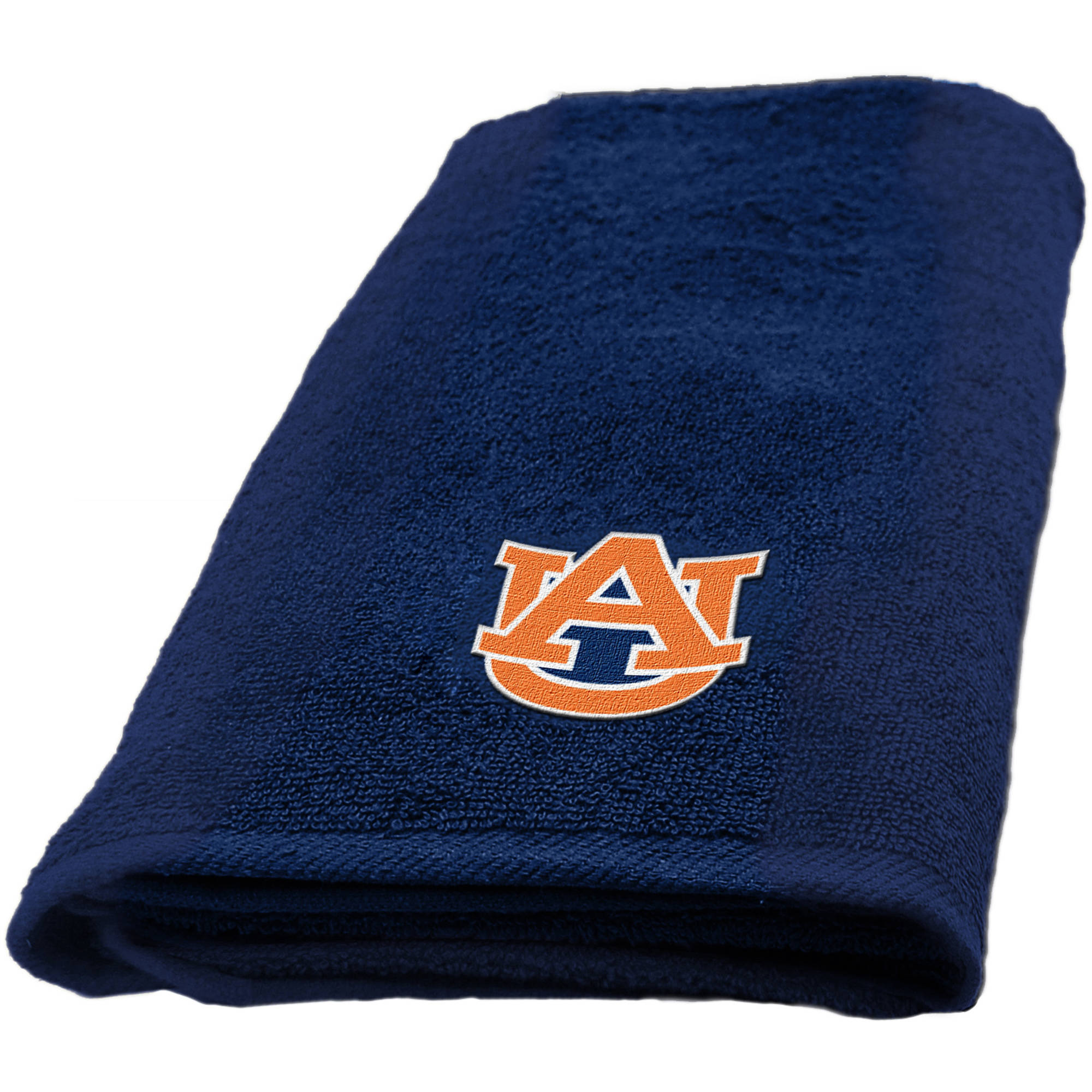 "NCAA Auburn Tigers 11""x18"" Applique Fingertip Towel"