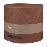 Duck Covers Ultimate Waterproof 32 Inch Round Air Conditioner Cover