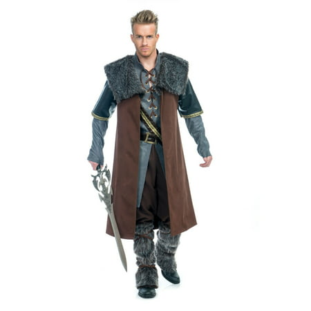 Halloween Medieval Warrior Adult - Cheap Medieval Costumes