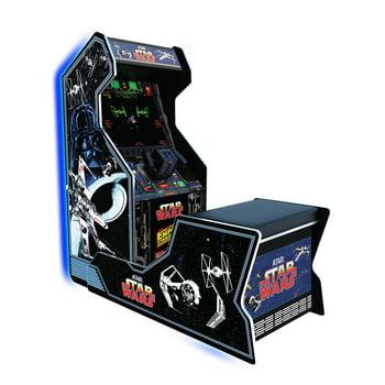Arcade1Up Limited Edition Star Wars Arcade Machine with Bench Seat