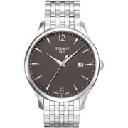T0636101106700 Tissot Tradition Anthracite Classic Mens Watch