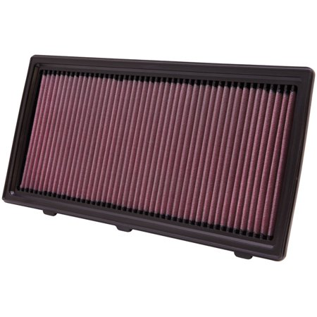 K&N Engine Air Filter: High Performance, Premium, Washable, Replacement Filter: 1997-2011 DODGE/RAM/MITSUBISHI (Dakota, Durango, Raider), 33-2175