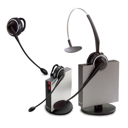 (Jabra GN9125 Mono Flex NC Wireless Headset w/ PeakStop Technology)
