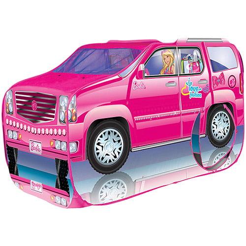 Playhut Barbie Vehicle Play Tent